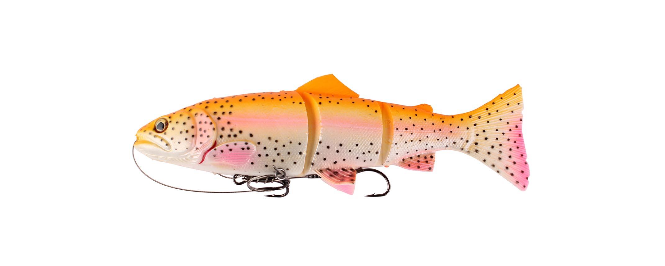 3D Line Thru Trout 15cm