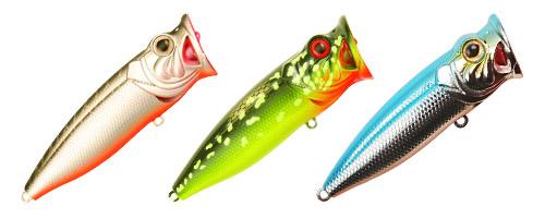 Pike Pop 9cm 23gram
