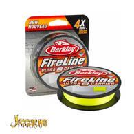 Fire Line Ultra 8 Braid - Flame Green
