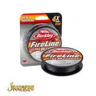 Berkley Fire Line Ultra 8 braid - Smoke