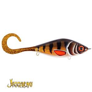 Strike Pro TrueGlide Guppie Jr 11cm - 70g Golden Perch