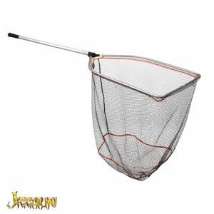 Savage Gear Folding Rubber Mesh Landing Net L