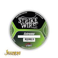 Strike Wire EXT 0.19mm/14kg - 135 m, mossgreen