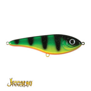 Strikepro Buster Jerk 15 cm Fire Tiger sinking C029