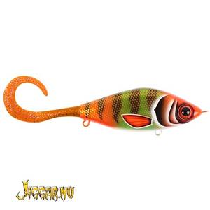 Strike Pro TrueGlide Guppie Jr 11cm - 70g Three Kings