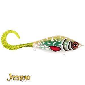 Strike Pro TrueGlide Guppie Jr 11cm - 70g Glitter Pike